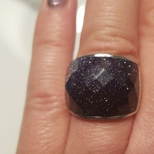 Jewelry - Galaxy cocktail ring